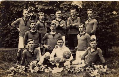 Voetbalploeg Nazareth, 1916