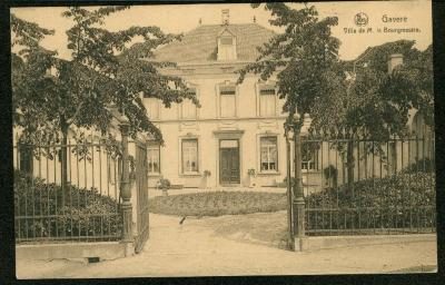 villa van de burgemeester