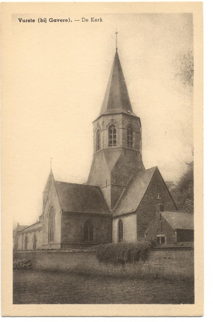 Sint-Martinuskerk Vurste