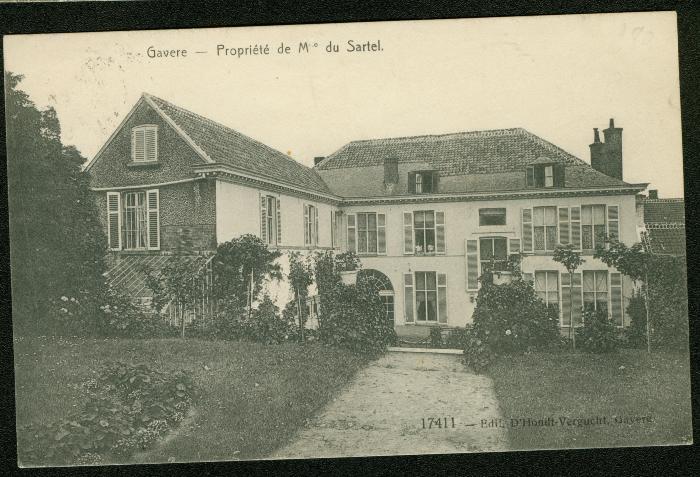 Villa du Sartel