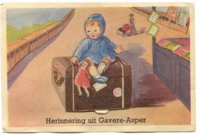 Herinnering uit Gavere-Asper