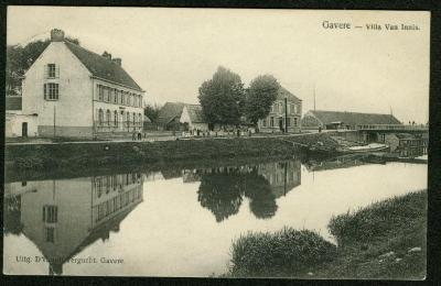 Villa Van Innis aan de Scheldebrug
