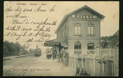 Station Asper/Gavere