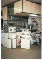 Broodbakmachines Bakkerij Vertriest