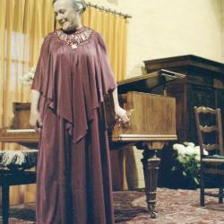 Pianiste Agnes (Omer Gevaert)