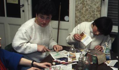 Werkjaar 1986 in dia's (2)