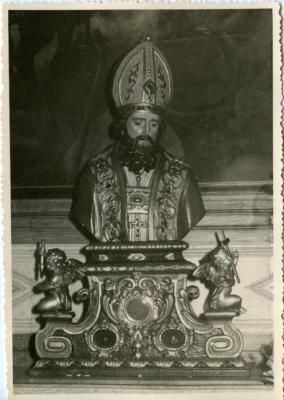 Borstbeeld van de H. Martinus