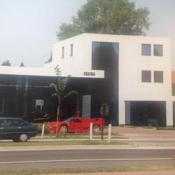 Garage Monza anno 1995