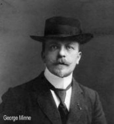Portretfoto George Minne