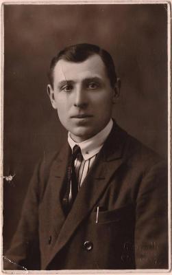 Portretfoto Lucien Buysse