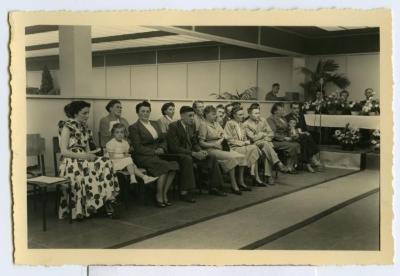 Personeelsfeest bij de Tannerie Moderne