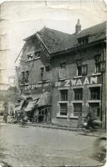 De Zwaan in mei 1940