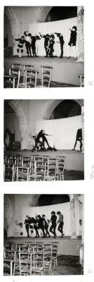 Theater Sabattini treedt op in de Baaigemse Sint-Bavokerk