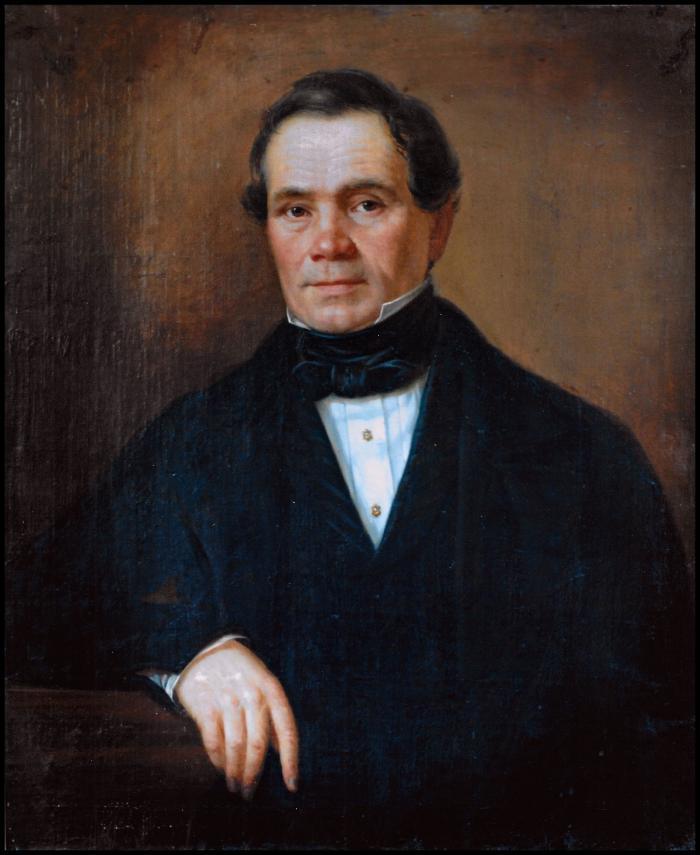 Portret van Karel Lodewijk Filliers