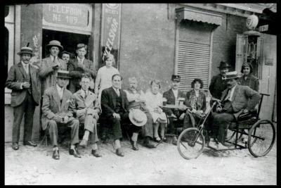 Café de Vierschaar te Deurle