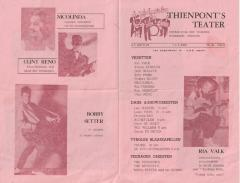 Folder Thienpont's teater