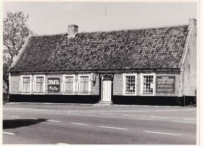 café Oud Gemeentehuis in Hansbeke