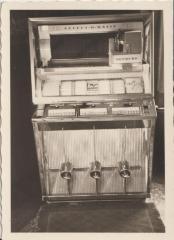 Een Seeburg-jukebox