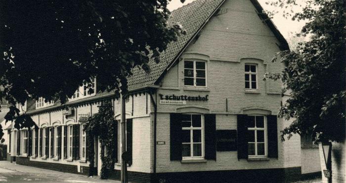Restaurant 't Schuttershof te Deurle