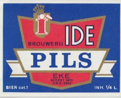 Etiket Ide-Pils