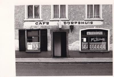 Café Dorpshuis in Hansbeke