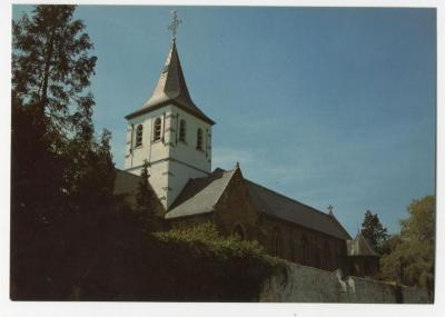 De Latemse Sint-Martinuskerk