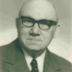 Portretfoto Jules Dhondt