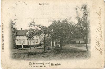 Brouwerij Buitenlust te Hansbeke