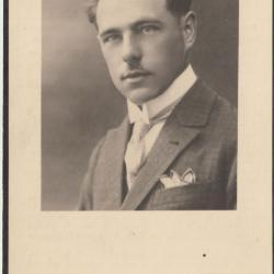 Bidprentje Louis Van Der Vennet
