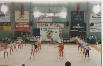 Sportac in het Portugese Amadora