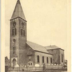 De kerk Gavere