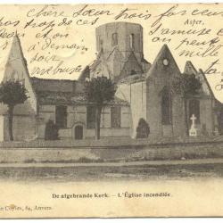 De afgebrande kerk - Asper