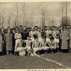 Voetbalploeg Nazareth, 1956-1957
