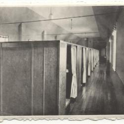 Pensionnat de la Visitation Dortoir Slaapzaal