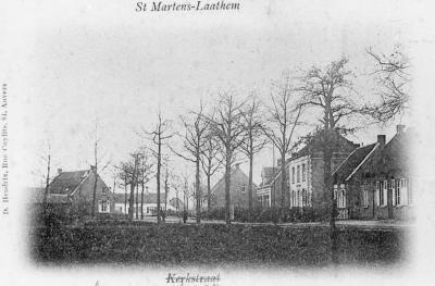 Latemstraat, Sint-Martens-Latem