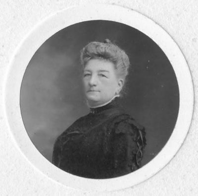 Mevrouw Simonnet (Anna Maria Vanheuverswijn)