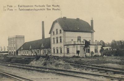 Plantenkwekerij Van Houtte, De Pinte
