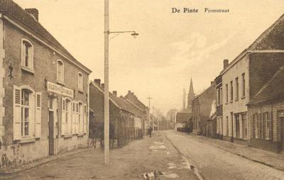 Pintestraat, De Pinte