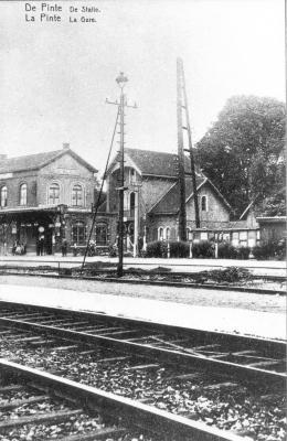 Station, De Pinte
