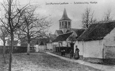 Hoeve De Saedeleer, Sint-Martens-Latem
