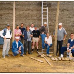 Steenbakkerij Danneels, 2000-2001