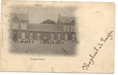 Jongensschool Gavere