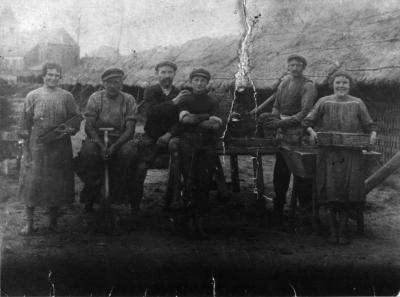 Steenbakkerij Danneels, 1923