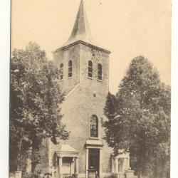 De kerk - Dickelvenne