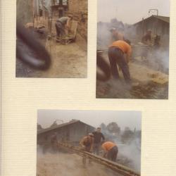Steenbakkers : het branden van de stenen