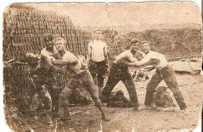 Ontspanning bij steenbakkersoven