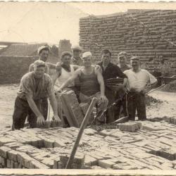 Steenbakkers : groep Remi Ghistelinck, Gavere