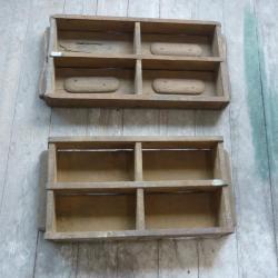 Steenbakkers : vormen voor 4 stenen
