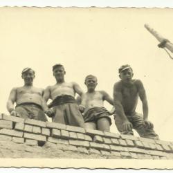 Steenbakkers : Wouters Lembeek bij Tubize 1955