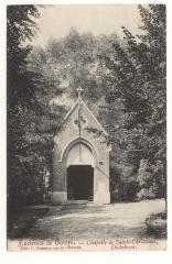 Environs de Gavere - Chapelle de Sainte Christiane - Dickelvene